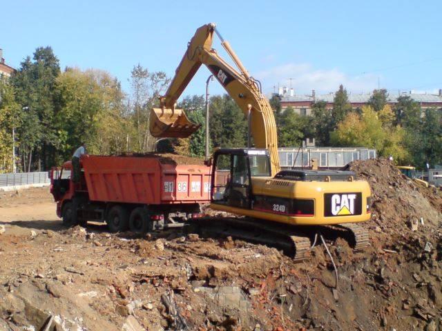 Утилизация грунта: необходимость и порядок вывоза, необходимые документы и разрешения, особенности вывоза загрязненного грунта