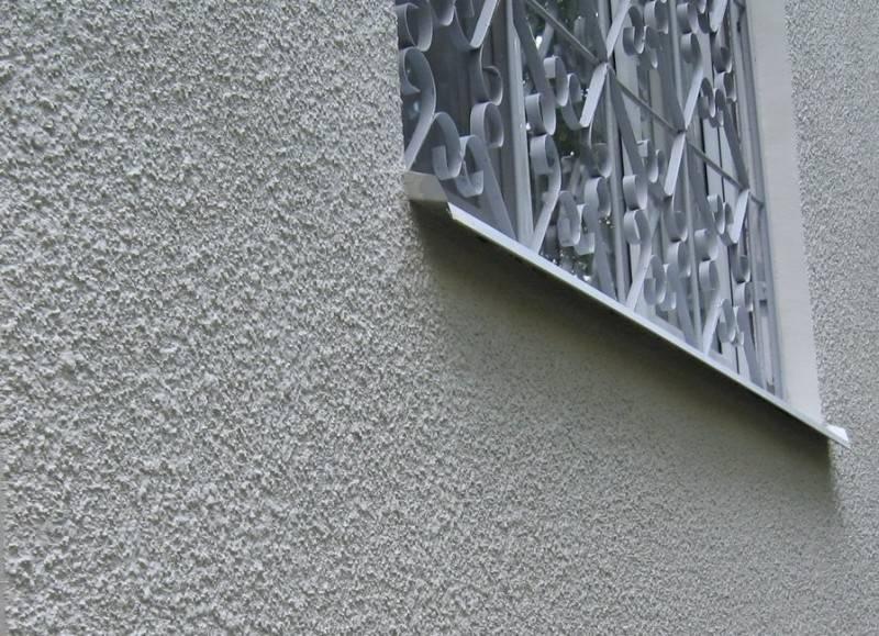 Минеральная штукатурка для фасадов - виды, инструкция по применению