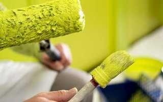 Классификация, свойства и правила использования водно-дисперсионных красок