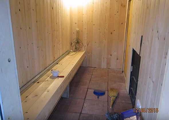 Строительство бани из пеноблоков: расчет количества материала и пошаговая инструкция по возведению