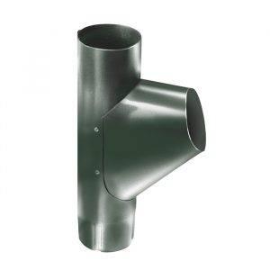 Водостоки гранд лайн (grand line) и аквасистем (aquasystem) - технические характеристики, достоинства и недостатки металлических водосточных систем