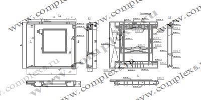Все о керамзитобетонных стеновых панелях, размеры и характеристики