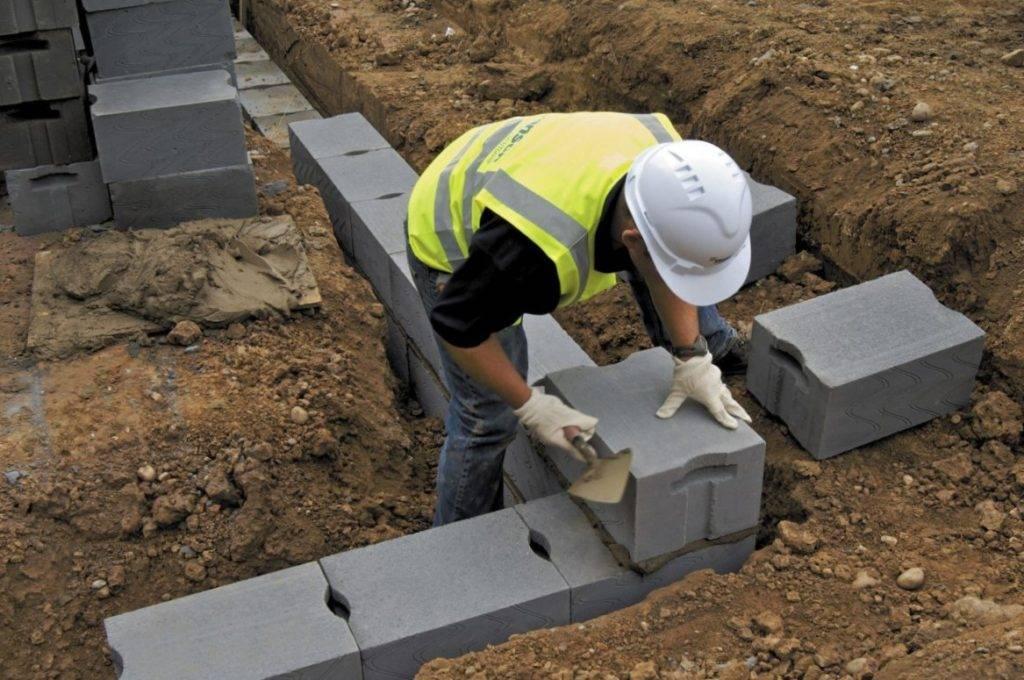 Керамзитные блоки для фундамента – можно ли использовать?