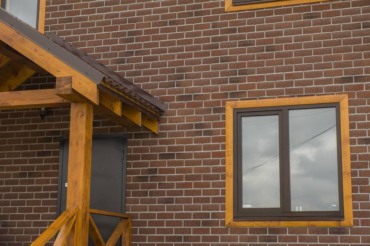 Облицовка фасада плиткой: инструкция по монтажу