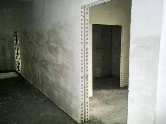 Пазогребневые плиты: возведение межкомнатных перегородок из пазогребневых плит, монтаж стен из пгп, скобы для блоков, описание видов