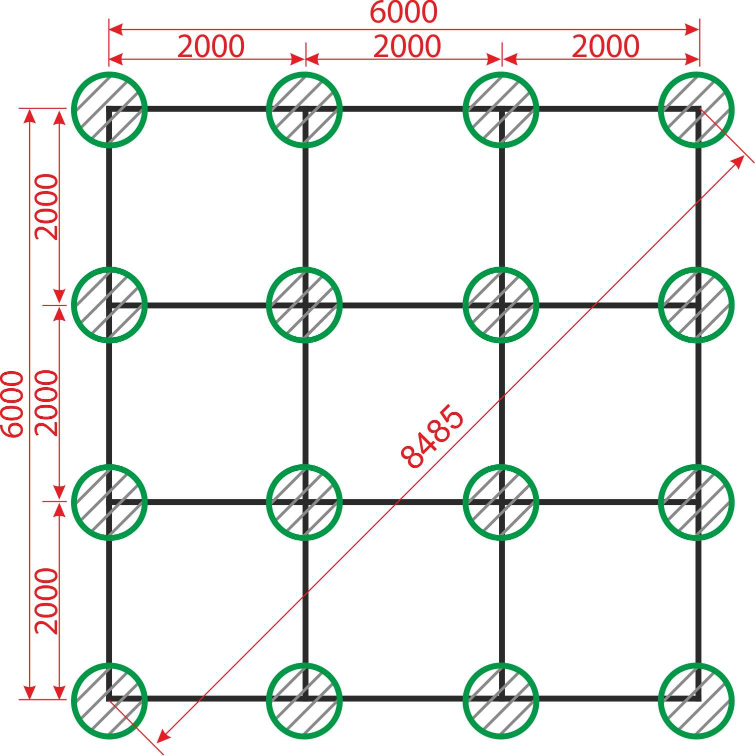 Как правильно подобрать винтовые сваи по размеру: диаметру и длине?