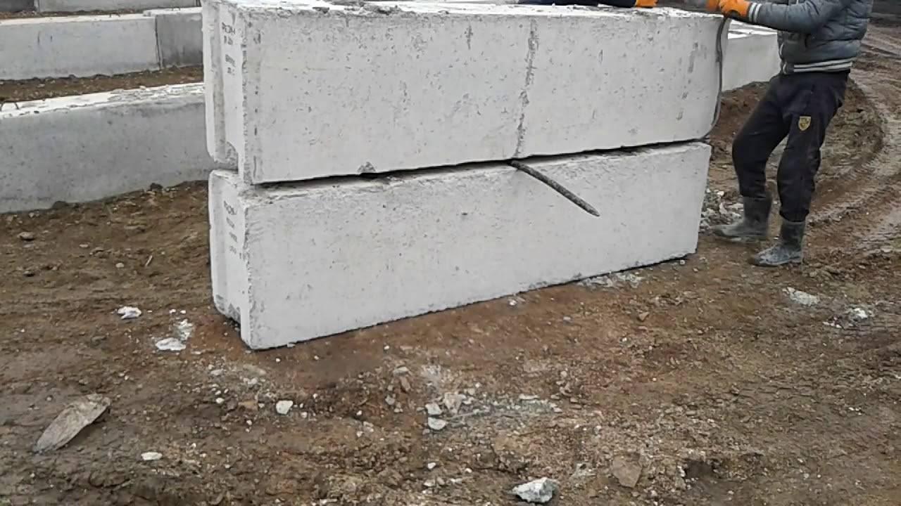 Подпорная стена из бетона технология - клуб мастеров