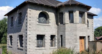 Дом из керамзитобетонных блоков - строительство, плюсы и минусы, расчет и стоимость