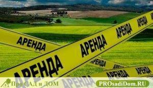 Договор аренды земель сельскохозяйственного назначения: понятие и особенности его составления