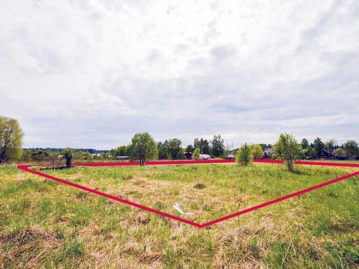 Размеры земельного участка под ижс: минимальная и предельная площадь, строительные нормы, деление больших наделов