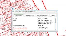 Как узнать собственника земельного участка по кадастровому номеру