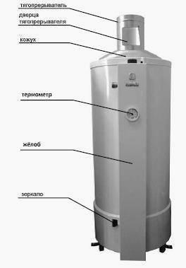 Запальники для газовых котлов аогв жуковский. общий обзор
