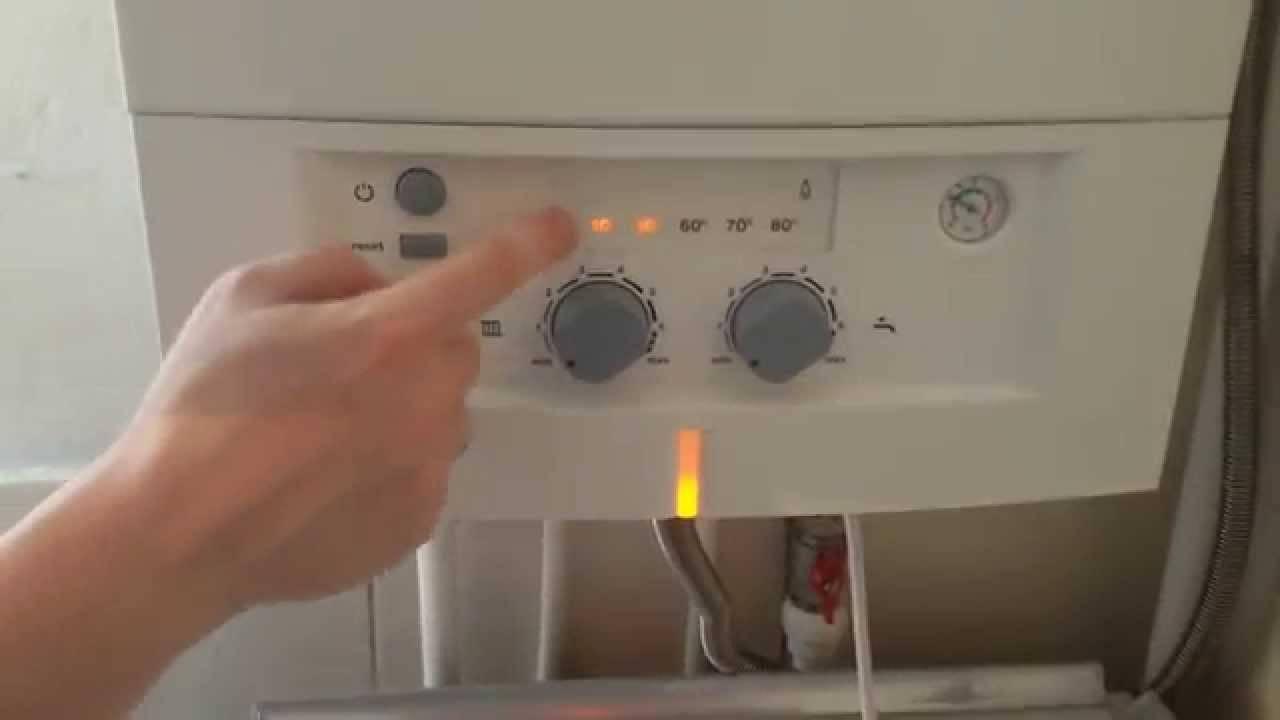 Настенные газовые котлы от производителя bosch