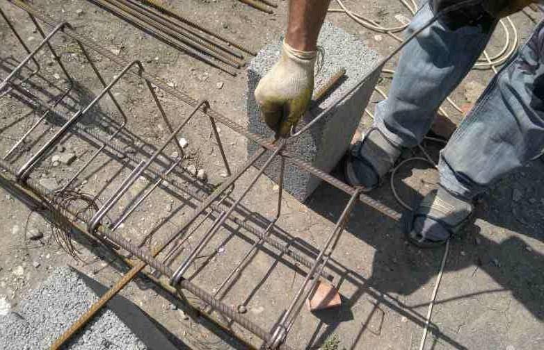 Армирование ленточного фундамента: схемы, расчет арматуры укладка и вязка, фото