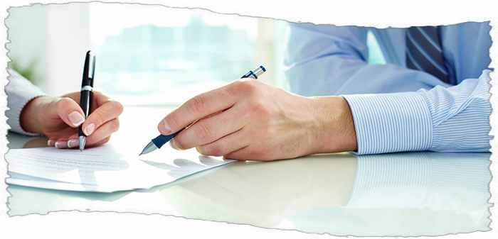 Как грамотно написать расписку о получении денег за квартиру