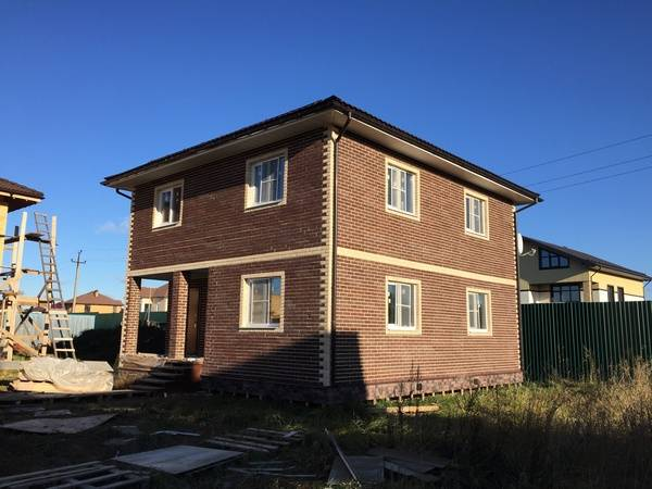 Какие плюсы и минусы домов из силикатных блоков, мнения владельцев
