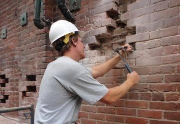 Демонтаж стен и перегородок в самаре, снос стен из кирпича и бетона в квартире, цены