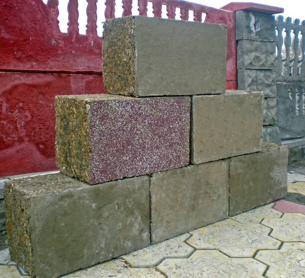Арболит для бани: плюсы и минусы материала
