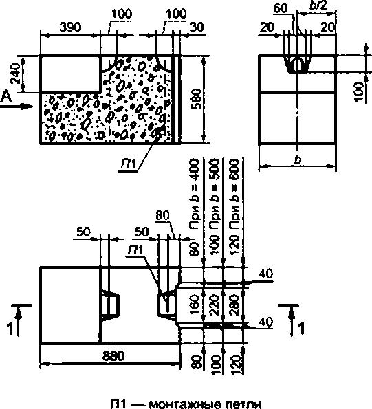 Размеры фбс (фундаментных) блоков таблица — спецификация (ширина, высота, длина, масса)