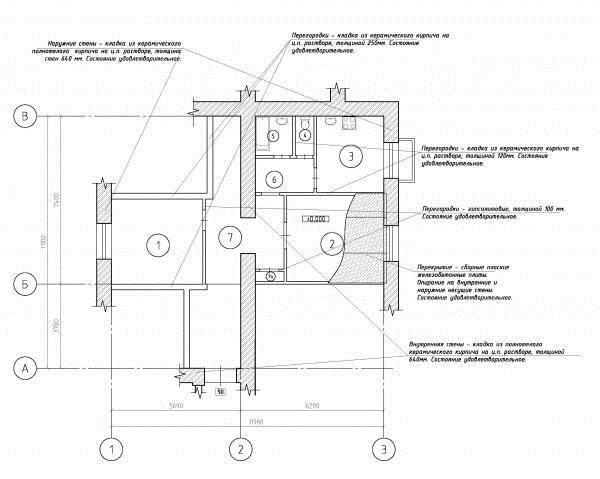 Кладка «в 2 кирпича»: схема и технология