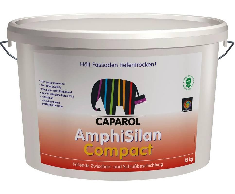 Фасадная краска капарол caparol плюсы и минусы технические характеристики технология отделки