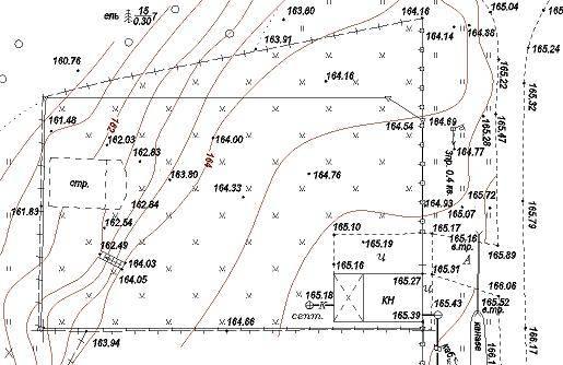 Алгоритм онлайн получения кадастрового плана земельного участка