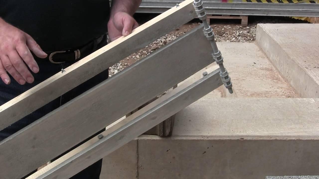 Кладка шлакоблока своими руками. разметка, подготовка и техника кладки шлакоблока.