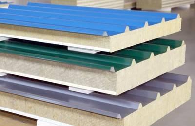 Стеновые наружные сэндвич-панели (21 фото): виды фасадной облицовки, проект отделки фасада дома и типы раскладки