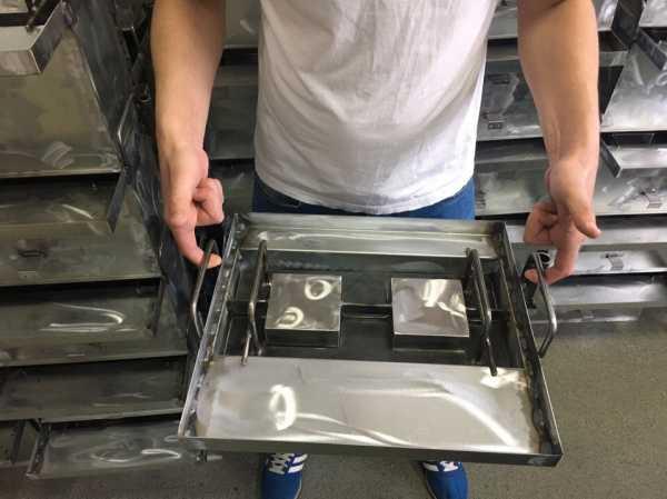 Станок для производства шлакоблоков своими руками - инструкция и чертежи