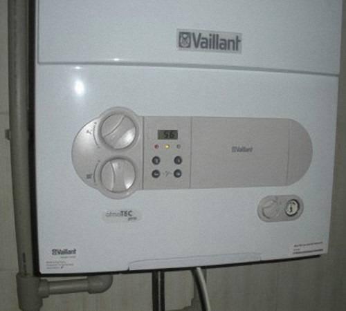 Достоинства и недостатки двухконтурных газовых котлов фирмы vaillant + отзывы пользователей
