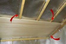 Как сделать утепление бани из керамзитобетонных блоков изнутри и снаружи