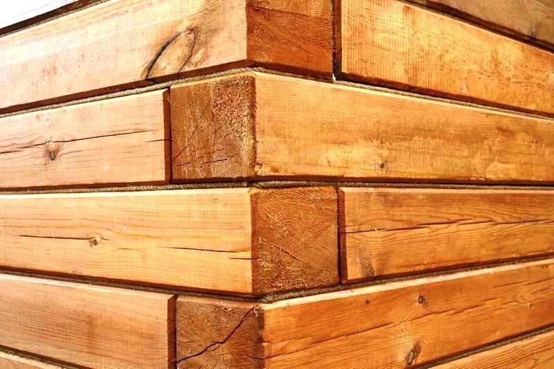 Профилированный брус: плюсы и минусы дома из бруса | строительство. деревянные и др. материалы