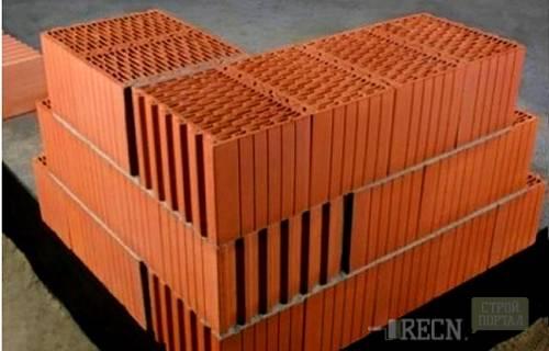 Размер керамического блока: какие бывают габариты поризованных камней для строительства домов и других сооружений, толщина, высота, длина, как правильно выбрать