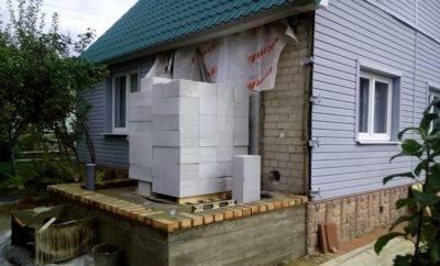 Фото пристроек к деревянным домам: особенности их возведения своими руками, как пристроить помещение из бруса