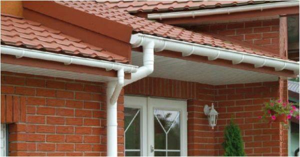 Водосточная система гранд лайн (grand line):инструкция по монтажу, металлические и пластиковые водостоки, круглого сечения и прямоугольные
