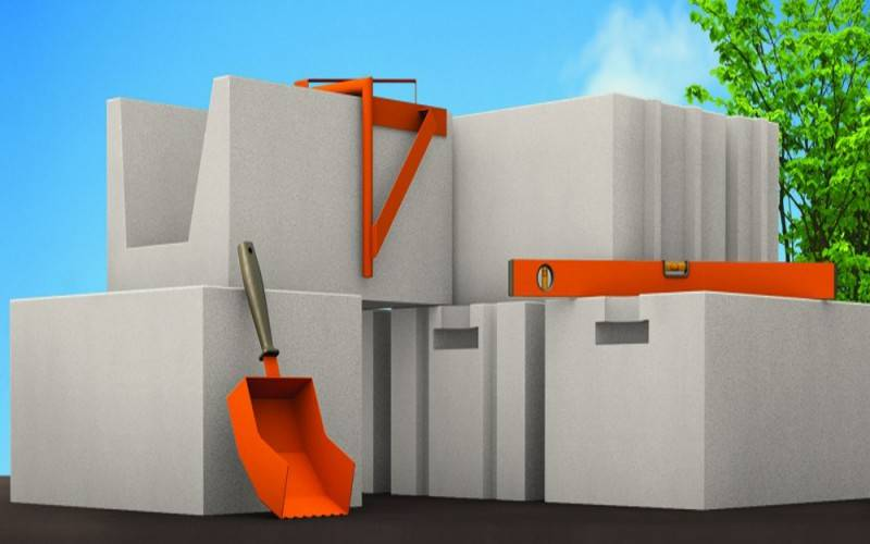 Перегородки из пеноблоков: инструкция по монтажу внутренних межкомнатных стен в квартире или доме своими руками, цена на кладку за м2, отзывы, ошибки в работе