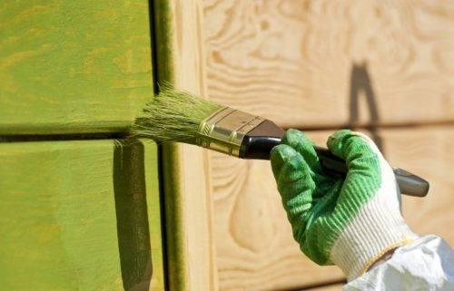 Особенности и разновидности водоэмульсионной краски для наружных работ
