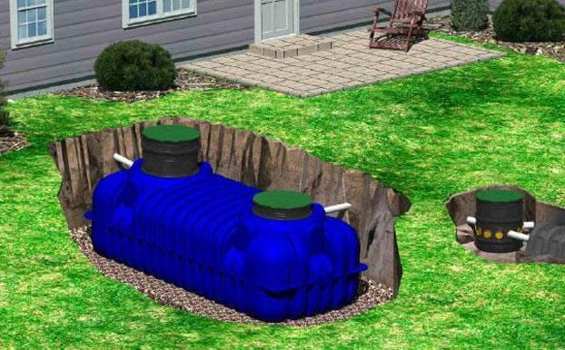 Какой септик для загородного дома лучший