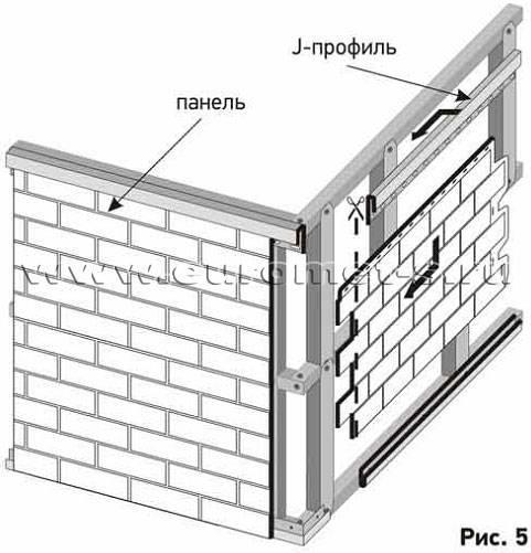 Характеристики и правила монтажа цокольного сайдинга «docke-r»