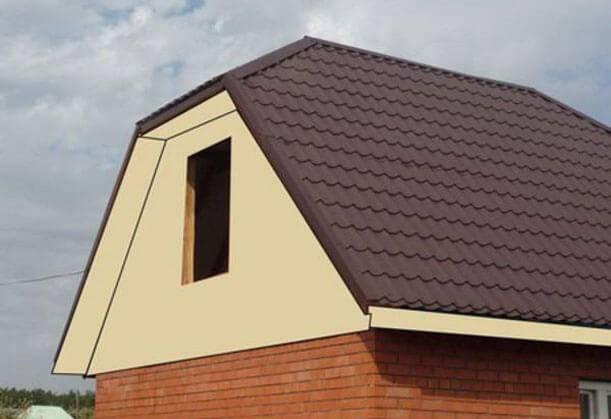 Двухскатная крыша своими руками - пошаговая видео инструкция (фото, схема, план)