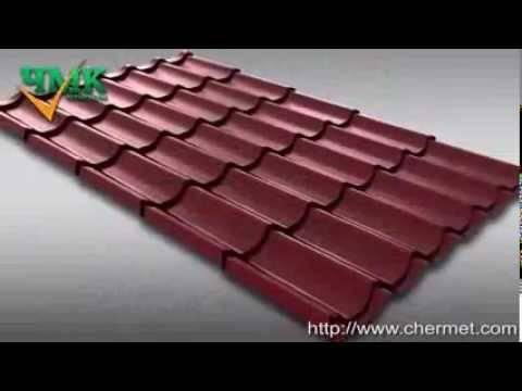 Инструкция по монтажу металлочерепицы монтеррей - выбор кровельного материала