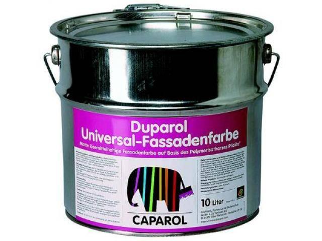 Декоративная штукатурка caparol: преимущества, разновидности, отзывы