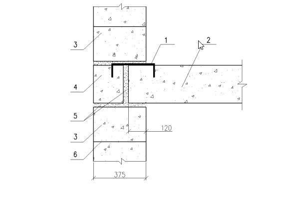 Перекрытия в доме из газобетона: виды и их различия