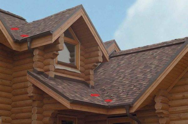 Ендова крыши — схема, устройство и монтаж (видео, фото)