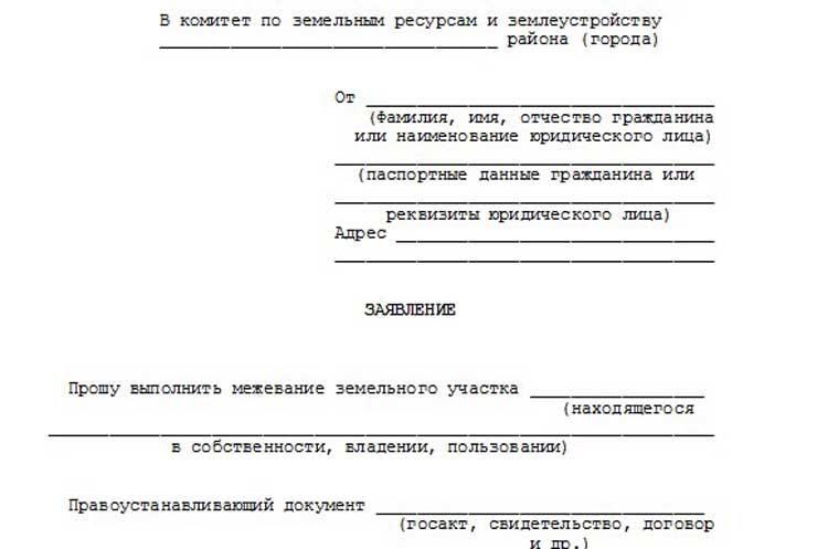Как выглядит форма кадастровой выписки на землю в росреестре? образец документа и его структура