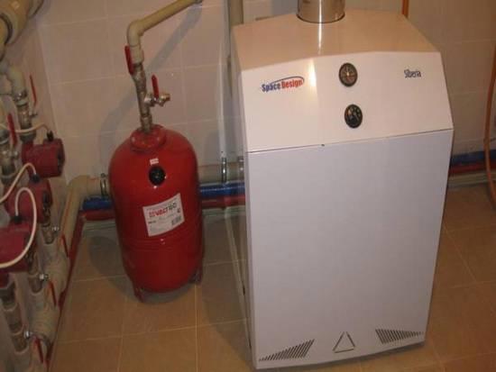 Напольные газовые котлы сиберия — технические характеристики и отзывы
