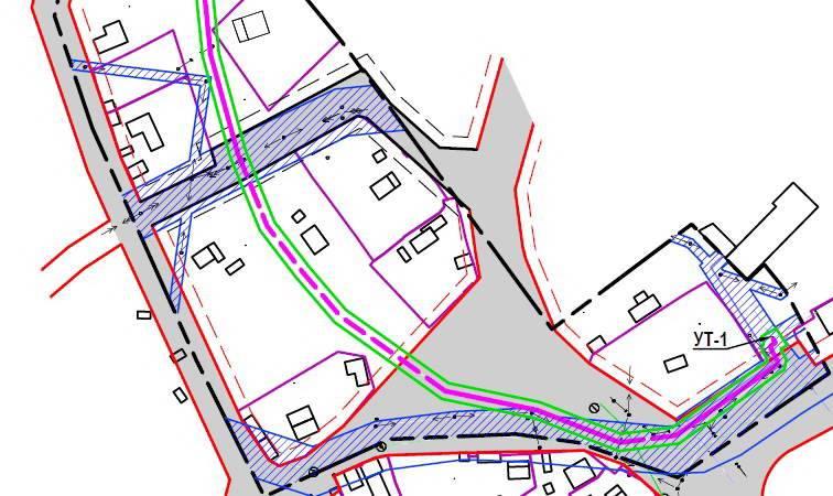 проект межевания территории в 2021 гг