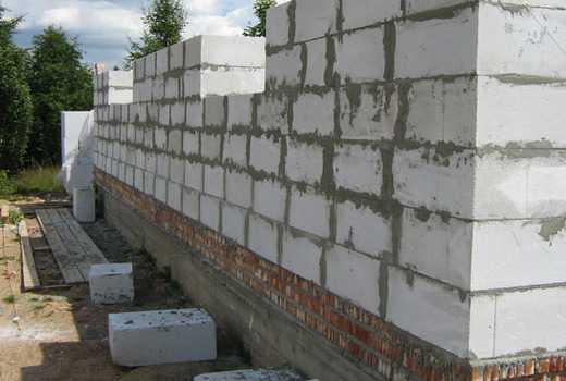 Блок силикатный: размеры, технические характеристики, отзывы :: syl.ru