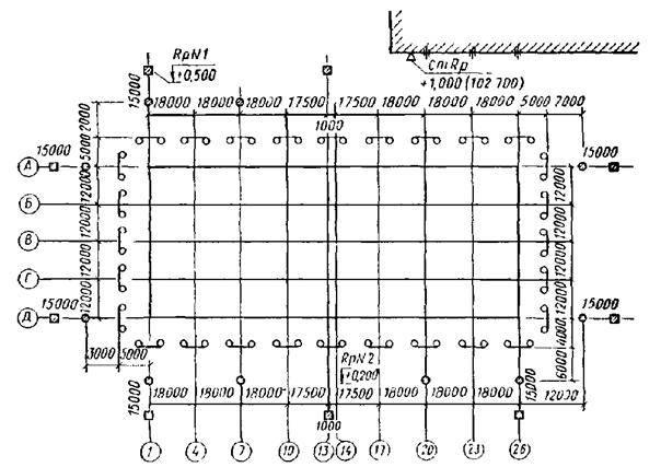 Геодезическая разбивочная основа | справочник строителя | подготовительные работы | справочник строителя