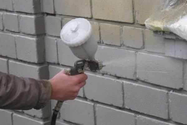 Фасадная краска по кирпичу для наружных работ: технология подготовки кирпичного фасада к покраске снаружи + фото